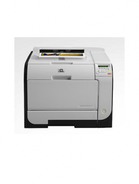 HP LaserJet Pro 400 Color Printer M451dn Black & White